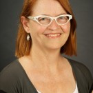 Jacquelyn McCroskey of the USC School of Social Work is an expert in foster care, family preservation and funding to prevent child abuse. (Copyright USC 2011)