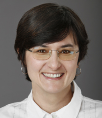 Kristina Lerman, expert in social media and network analysis and machine learning