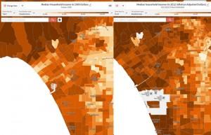 Median Income in Culver City
