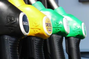 Gasoline pumps