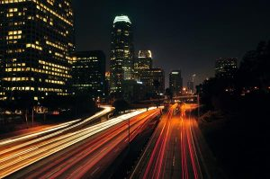 LA Evening Traffic