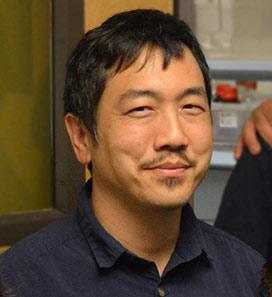 Kelvin Yen, PhD Research Assistant, Professor of Gerontology, portrait photo.