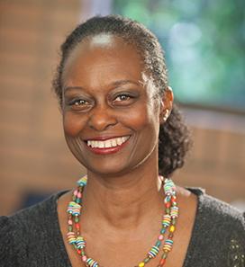 Headshot photo of Donna Benton, PhD Research Associate Professor of Gerontology.